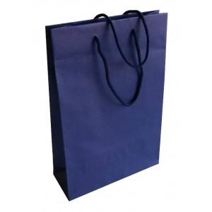 Papírtáska 23*35 cm, kék